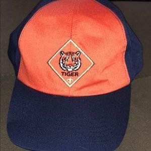 Boy Scout Tiger Cap